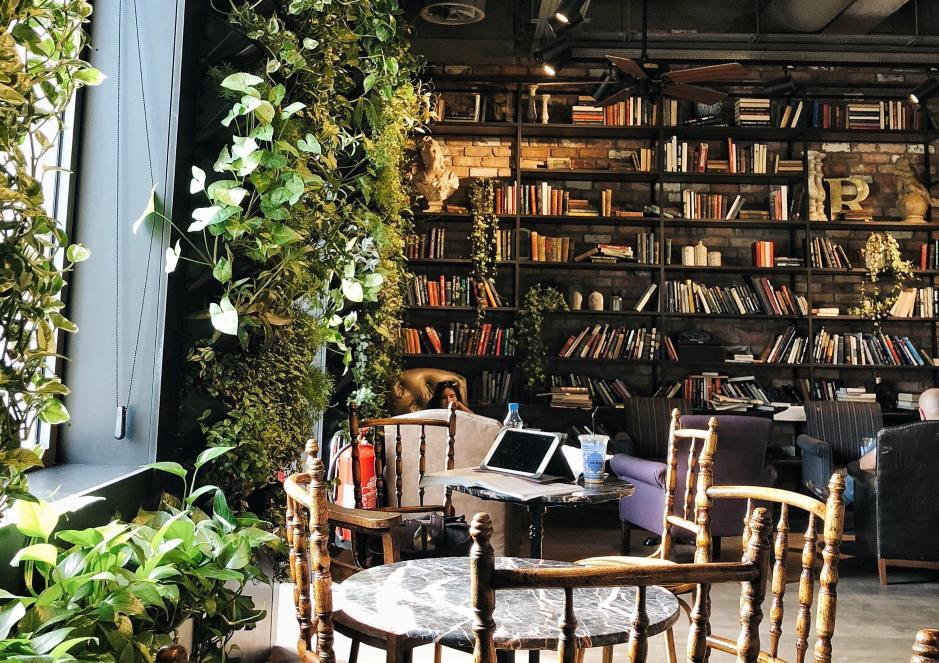 Cafe Nero, Limassol, Cyprus