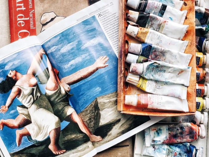 Живопись. Открытие. Пикассо.