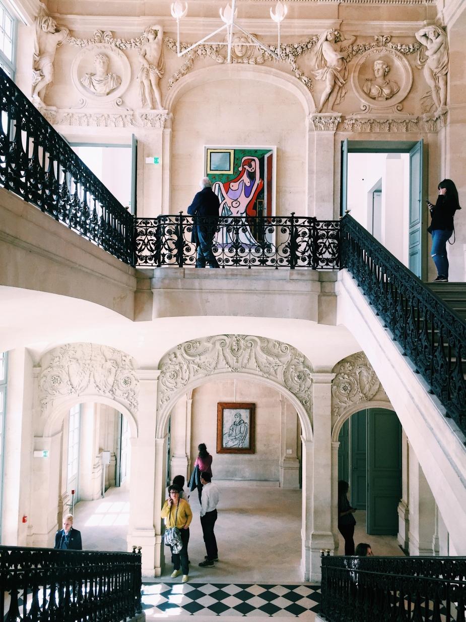 Picasso Museum, Paris | © Maria Sibirtseva