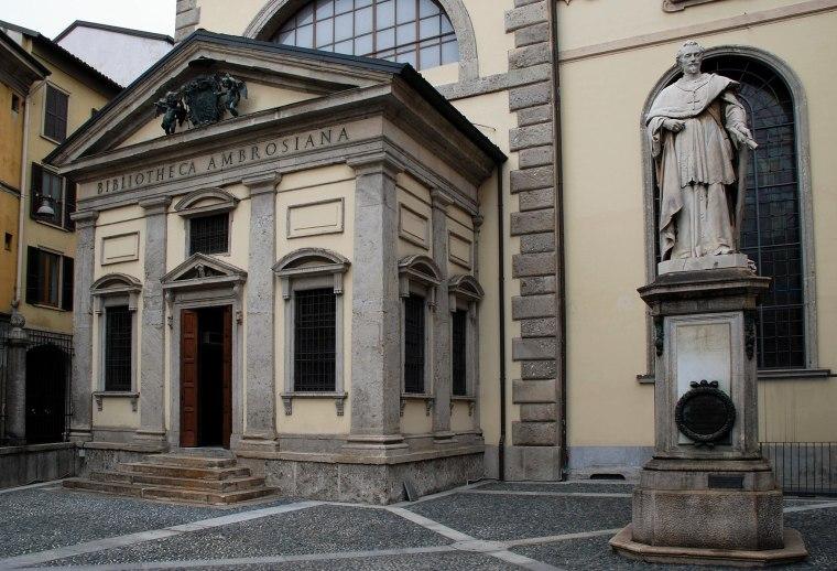 Biblioteca Ambrosiana
