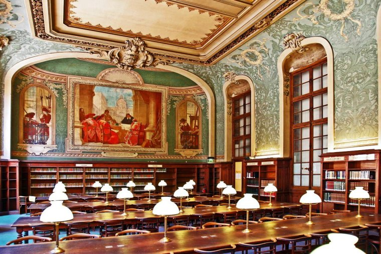 Biblioteca Sorbonne