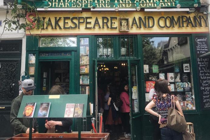 Shakespeare and Company, Париж