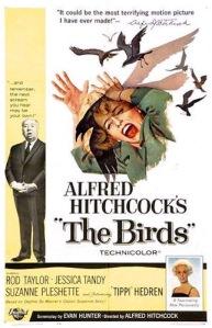 «The Birds» original poster