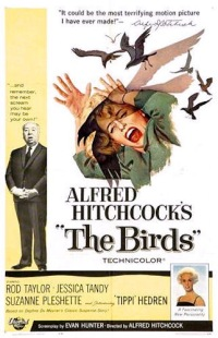 «The Birds» original poster