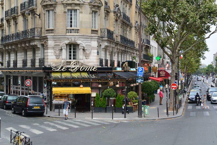 Le Dôme Café