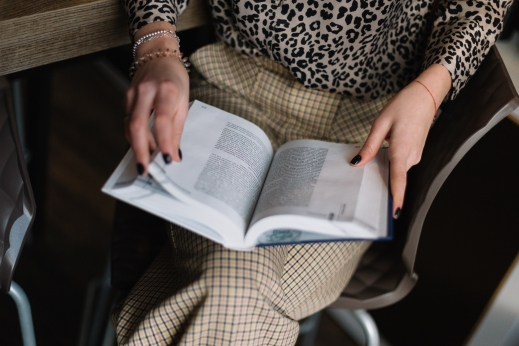 Психолог коуч Анита Соловей интервью о книгах, бизнесе и жизни