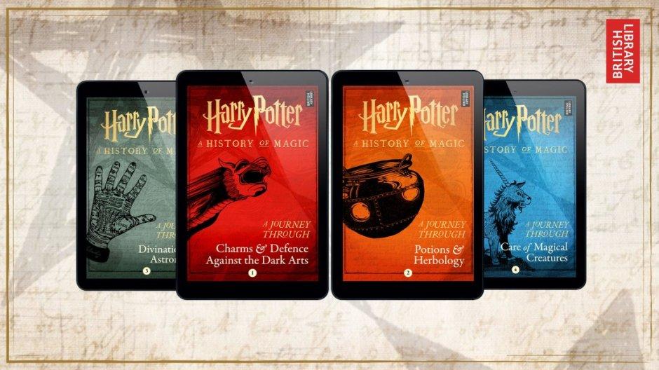 Джоан Роулинг выпустит четыре новых книги о вселенной Гарри Поттера